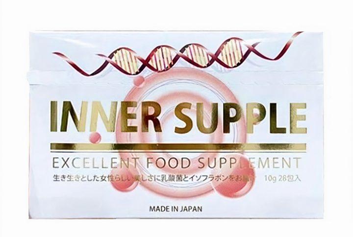 Nước Uống Tăng Nội Tiết Tố Inner Supple Nhật Bản 28 Ngày