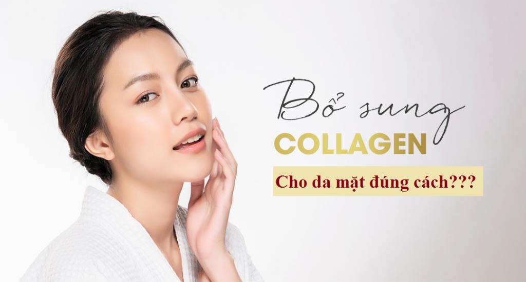 Những cách bổ sung, cung cấp collagen cho làn da